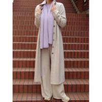 LONG COAT(TWIN SET)