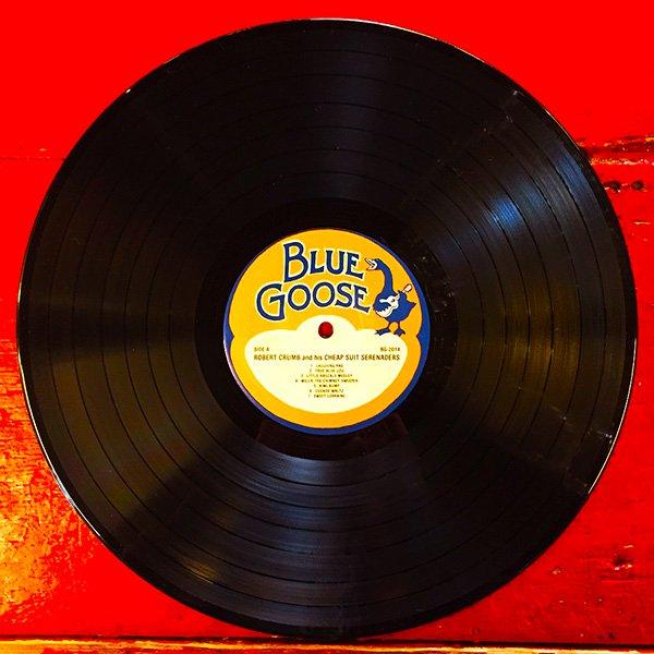Robert Crumb And His Cheap Suit Serenaders Number 1