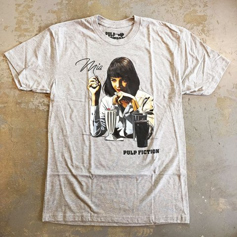 2aa5c118 Pulp Fiction - Mia Wallace at Jack Rabbit Slim's T-shirt (Sorry, Sold Out!)  - Bear's Choice Web Shop
