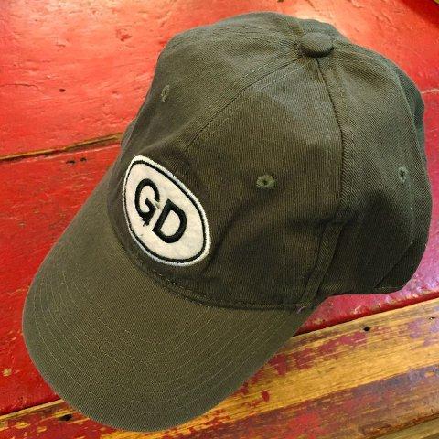 3f8797e614e Grateful Dead - Oval GD   Rainbow Dancers Ball Cap - Bear s Choice Web Shop