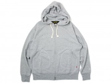 BLUCO [ ZIP PARKA ] HEATHER GRAY