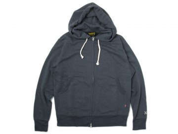 BLUCO [ ZIP PARKA ] HEATHER BLACK