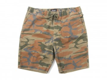 BRIXTON [ MADRID Short Pants ] CAMO