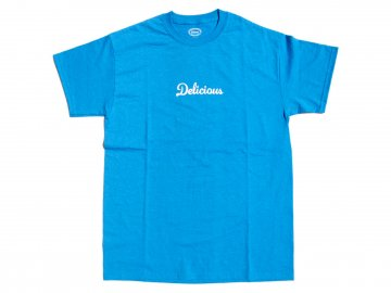 Delicious [ Store Logo T-Shirt ] HEATHER ROYAL