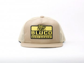 BLUCO [ ORIGINAL MESH CAP -Tiger- ] KHAKI