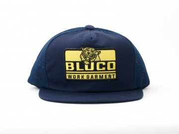 BLUCO [ ORIGINAL MESH CAP -Tiger- ] NAVY