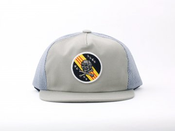 UNCROWD [ ORIGINAL MESH CAP -UCCT- ] GRAY