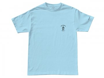 Good Worth & Co. [ BEST WISHES Tee ] BABY BLUE