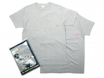 BLUCO [ ORIGINAL 2PCS TEE'S ] HEATHER GRAY