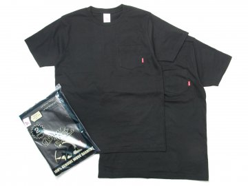 BLUCO [ ORIGINAL 2PCS TEE'S ] BLACK