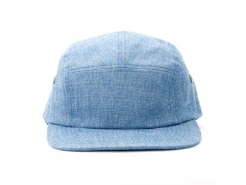 BLUCO [ JET CAP -BLANK- ] BLUE CHAMBRAY