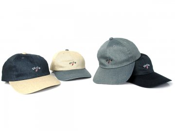 Delicious [ Daily 6Panel Cap ] 4 COLORS