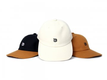 Delicious [ Old 6panel Duck Cap ] 3 COLORS