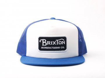 BRIXTON [ GRADE Mesh Cap ] ROYAL