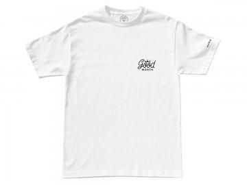 Good Worth & Co. [ Crown Logo Tee ] WHITE