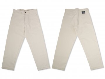 4WHEELPIPE [ CANVAS PANTS ]