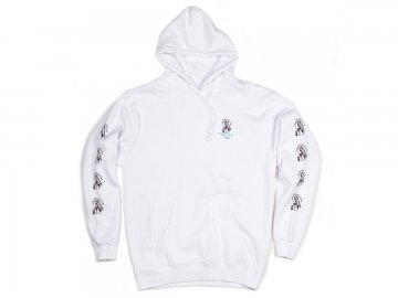 Good Worth & Co. [ Make It A Triple Hoodie ] WHITE