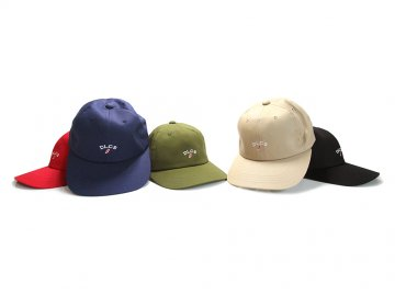 Delicious [ Daily Chino Cloth 6Panel Cap ] 5 COLORS