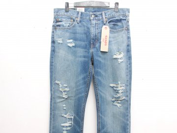 Levi's USA [ 511 Slim Fit Jeans ] INDIGO LIGHT