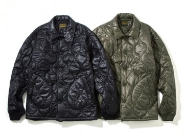 68&BROTHERS x PROPS STORE [ Quilting Coach Jkt ] 2 COLORS