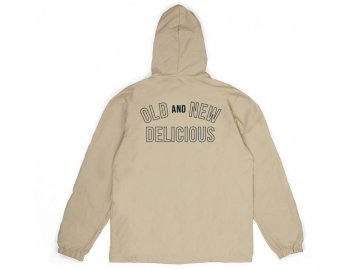 Delicious [ OLD and NEW Hooded Jacket ] CLASSIC KHAKI