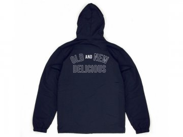 Delicious [ OLD and NEW Hooded Jacket ] NAVY
