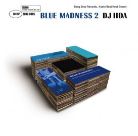 DJ IIDA [ BLUE MADNESS 2 ] MIX CD