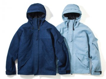68&BROTHERS [ ECWCS Denim Parka ] 2 COLORS