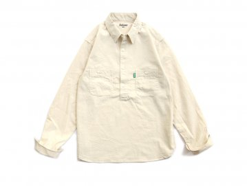 Delicious [ Pullover Chambray Shirt ] KINARI