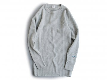 Delicious [ JEMORGAN L/S Thermal ] HEATHER GRAY