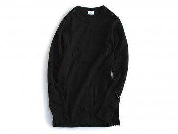 Delicious [ JEMORGAN L/S Thermal ] BLACK