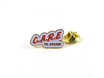 Good Worth & Co. [ C.A.R.E. Pin ]