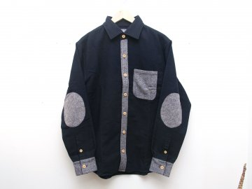 4WHEELPIPE [ Wool Shirts ]