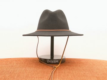 BRIXTON [ FIELD HAT ] BLACK