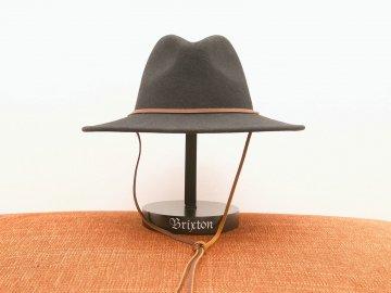 BRIXTON [ FIELD HAT ] BLACK