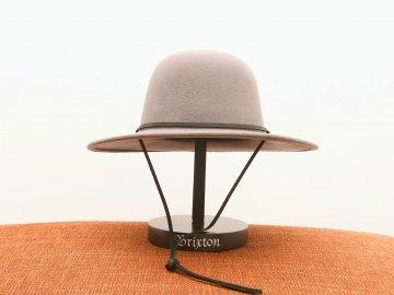 BRIXTON [ TILLER HAT ] GRAY