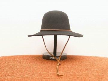 BRIXTON [ TILLER HAT ] BLACK