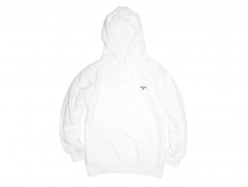 Delicious [ Daily Used Pullover Hoodie ] WHITE