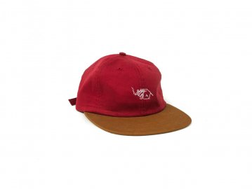 Good Worth & Co. [ LIT STRAPBACK ] WINE x COCOA