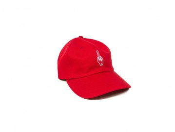 Good Worth & Co. [ BEST WISHES KEY STRAPBACK ] CHILI PEPPER