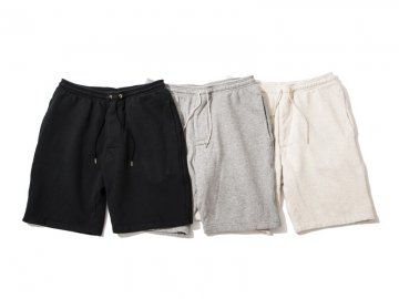 68&BROTHERS [ Sweat Easy Shorts ] 3 COLORS