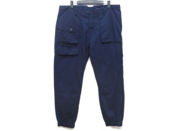 SKITLABEL [ Fatigue Pants ] NAVY