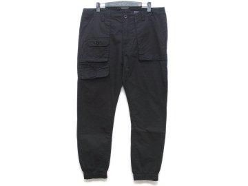 SKITLABEL [ Fatigue Pants ] BLACK