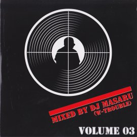 MIXED BY DJ MASARU [ SCOOP VOL.3 ] MIX CD
