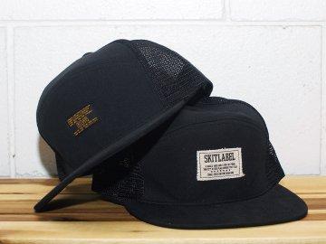 SKITLABEL [ HYBRID MESH CAP ] 2 COLORS