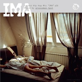 MIX CD [ IMA #26 ] mixed by grooveman Spot