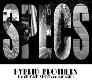 HYBRID BROTHERS [ SPECS ] ALBUM CD