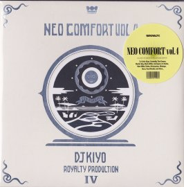 MIX CD [ NEO COMFORT 4 -SLOW DRAMA- ] mixed by DJ KIYO