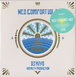 MIX CD [ NEO COMFORT 5 -GOOD MORNING SUNSHINE- ] mixed by DJ KIYO
