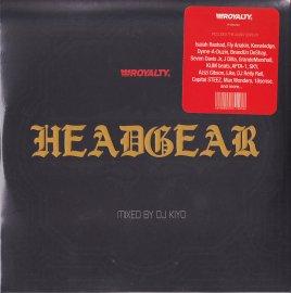 MIX CD [ HEADGEAR ] mixed by DJ KIYO